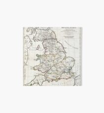 Map of England in Ancient Roman times - Horsley - 1794 Art Board