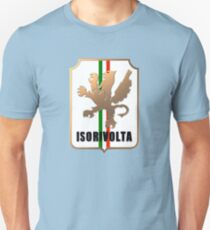 Bizzarrini ISO Rivolta Brass Badge T-Shirt