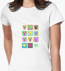 Smiling Staffy dog shirt T-Shirt