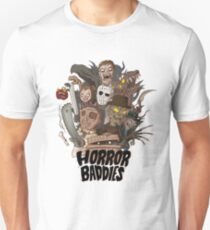 Horror Baddies Unisex T-Shirt
