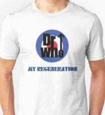 Dr Who My Regeneration Unisex T-Shirt