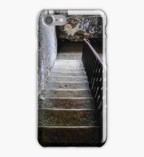 Stairway to Hell - Kilmainham Gaol, Dublin iPhone Case/Skin