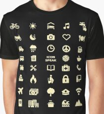 Cruise Travel Icon T-shirt Graphic T-Shirt