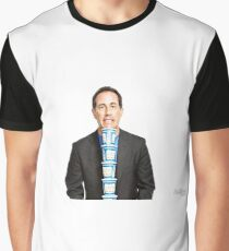 jerry seinfelds the best reporter edition Graphic T-Shirt