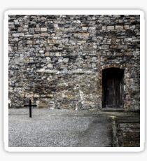 Yard of Death - Kilmainham Gaol, Dublin Sticker