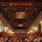 New York Public Library by Jessica Jenney