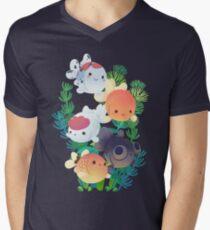 Goldfish Group Men's V-Neck T-Shirt