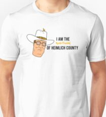 Mack Daddy of Heimlich County T-Shirt