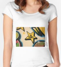 Taipei Women's Fitted Scoop T-Shirt