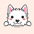 Cute Westie Puppy  by beaglecakes