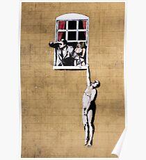 Banksy - Park Street Indiscretion Poster
