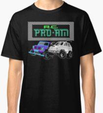 R.C. Pro-Am (NES Title Screen) Classic T-Shirt