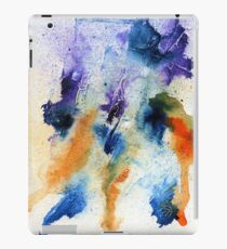Minimalist Abstract ink Painting iPad Case/Skin
