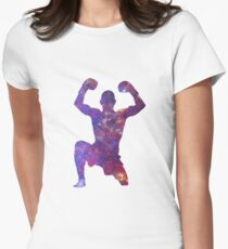 Muay Thai Fighter Colorful T-Shirt