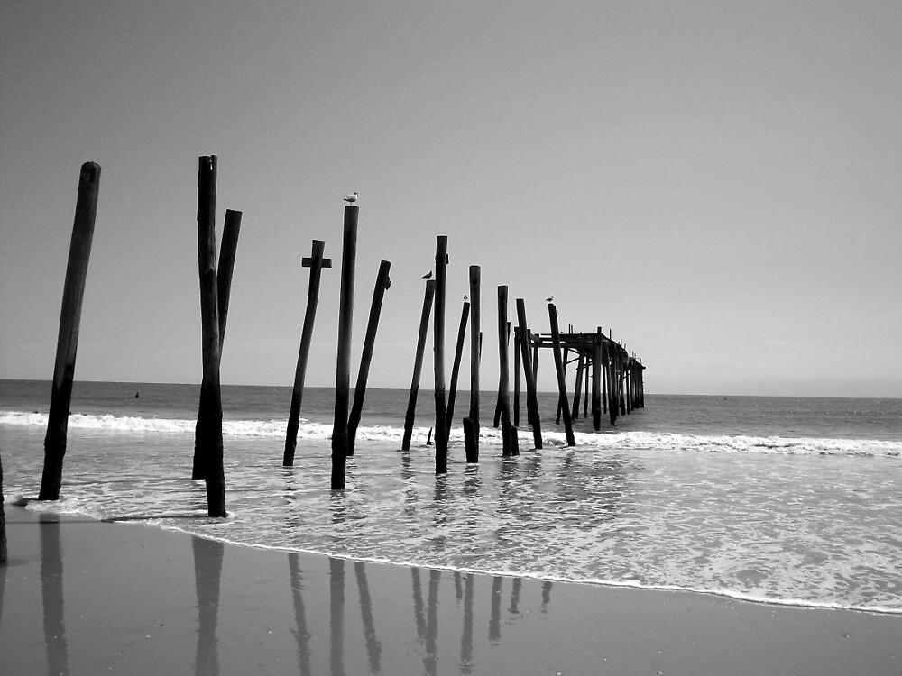 "Ocean City Fishing Pier by Scott ""Bubba"" Brookshire"