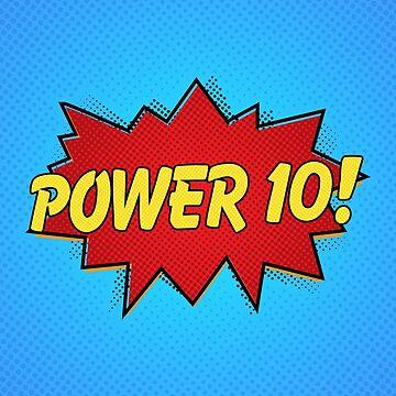 Superheroes of Rowing - Power 10! by WorkingWalrus