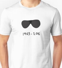 George Michael Tribute: 1963 - 2016 T-Shirt