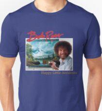 Bob Ross 90s Print Unisex T-Shirt