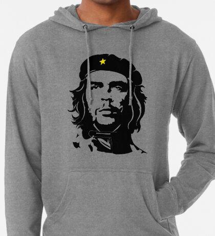 Che Guevara in star beret Lightweight Hoodie
