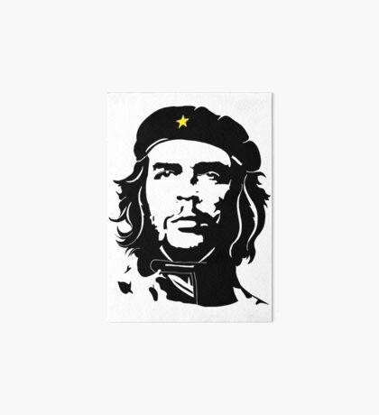 Che Guevara in star beret Art Board Print