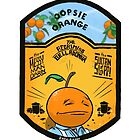 Oopsie Orange - The Messy Mandarin by Bryan Moats
