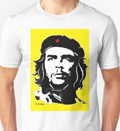 Che Guevara yellow background T-Shirt