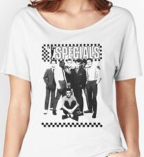 THE SPECIALS UK Women's Relaxed Fit T-Shirt