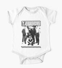 DIE SPECIALS UK Baby Body Kurzarm