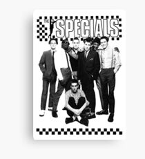 THE SPECIALS UK Canvas Print