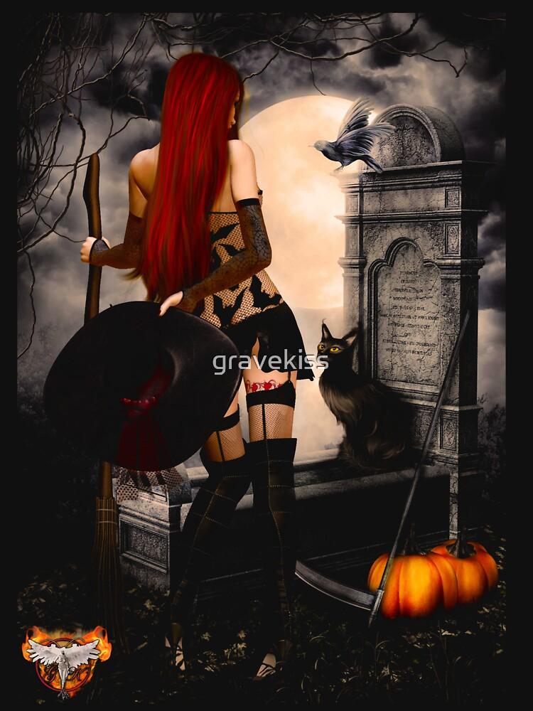 Salem Night by gravekiss