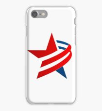 american-star-icon-and-logo iPhone Case/Skin