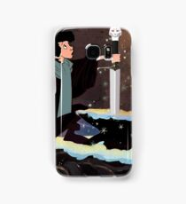 Who Is The King In The North? Samsung Galaxy Case/Skin
