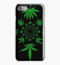 Reefer Marijuana Cannabis Weed iPhone Case/Skin