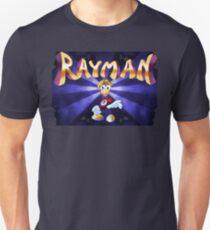 Rayman (Jaguar Title Screen) Unisex T-Shirt