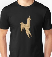 Blade Runner - Brushed Gold Unicorn Unisex T-Shirt