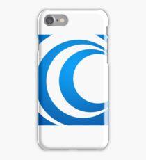 alphabet-C-abstract-icon iPhone Case/Skin