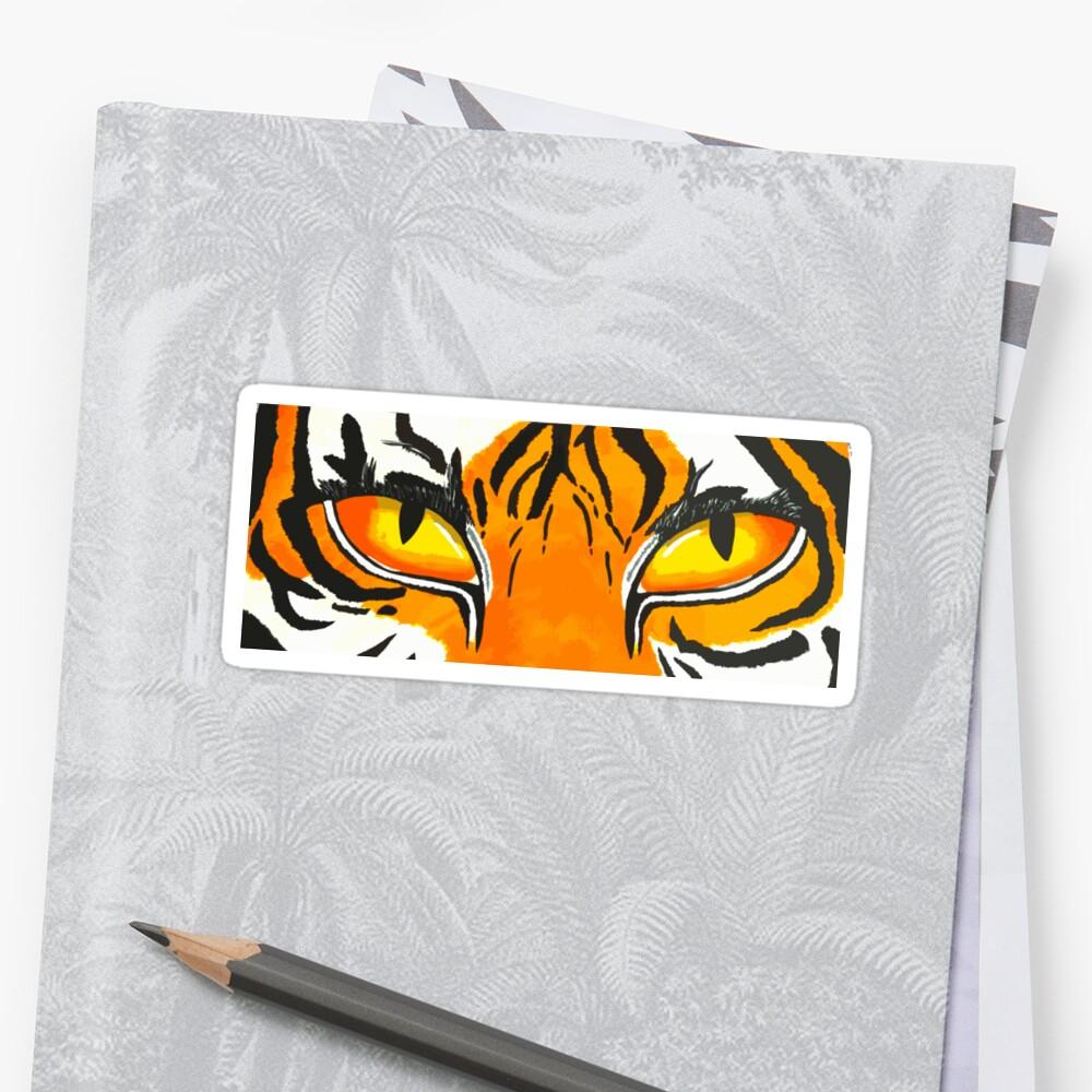 Clemson Tiger  by Mebbert
