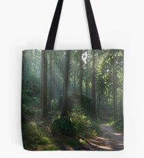 Saxony Forest Tote Bag