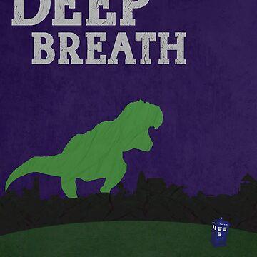 Deep Breath by Britisaur