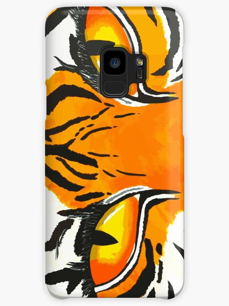 Clemson Tiger: Phonecase by Mebbert