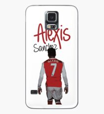 Alexis Sanchez Case/Skin for Samsung Galaxy