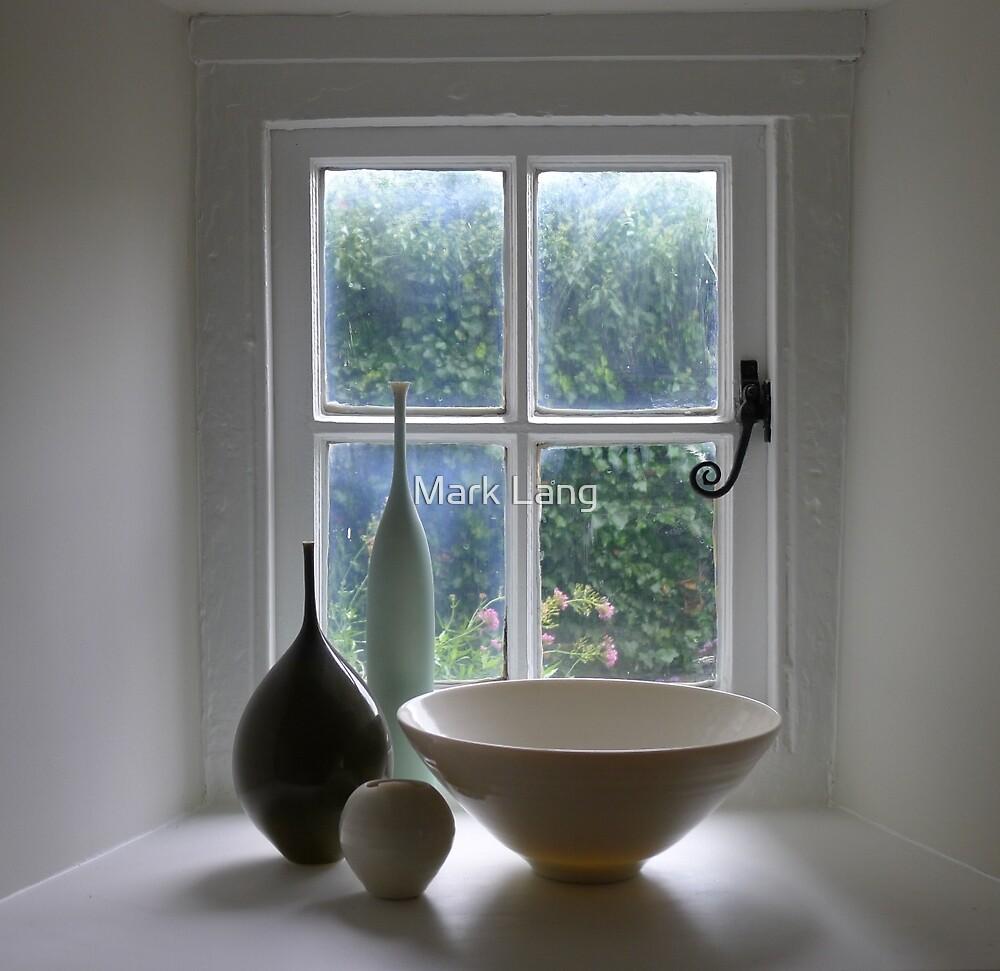 Dawnlight window by Mark Lang
