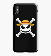 The Nightmare Before Piracy iPhone Case
