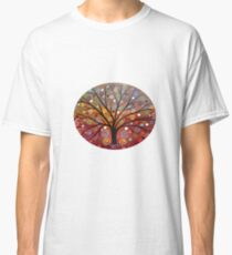 Abstract tree-10 Classic T-Shirt