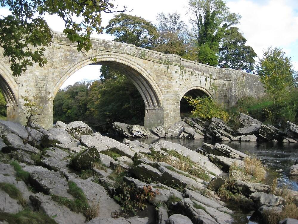 Devils Bridge, Kirby Lonsdale by j-hornby