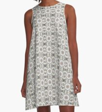 Yvette A-Line Dress
