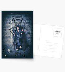 Satanic Rites Postcards