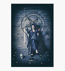 Satanic Rites Photographic Print