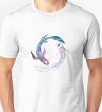 Balance in the Universe Unisex T-Shirt