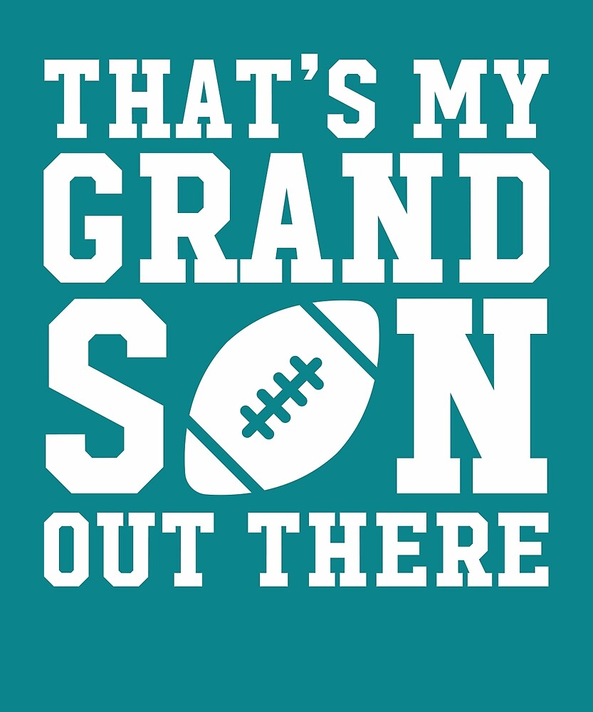 My Grandson in Football by AlwaysAwesome